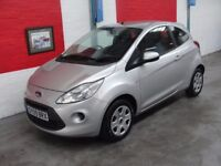 Ford Ka 1.2 STYLE (silver) 2009