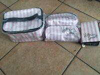 Make up bags victoria secret