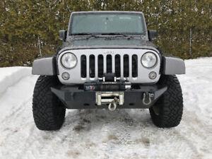 Bumper jeep et Winch 10 000LBS
