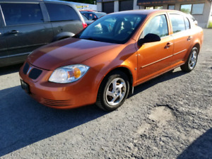 2006 PONTIAC G5  PURSUIT SAFETY AND E-TESTED