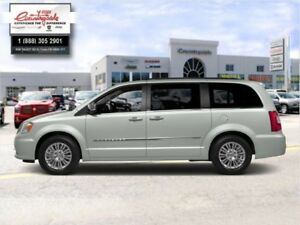 2015 Chrysler Town  Country S  - Leather Seats