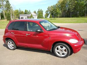2001 Chrysler PT Cruiser Hatchback