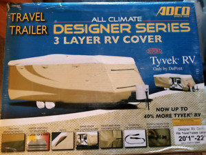 DuPont, 3 Layer RV Cover - Never used