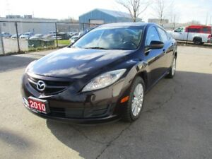 2010 MAZDA 6 !!!! SUNROOF !!!! NO ACCIDENT