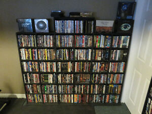 750+ DVD's, and Box set DVD's