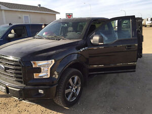 REDUCED - NEW TRUCK FOR SALE (600 km) - 2016 Ford F-150 XLT 4X4