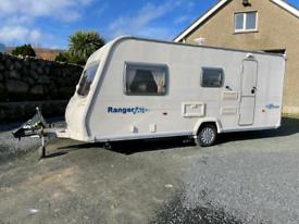 Bailey Ranger Caravan