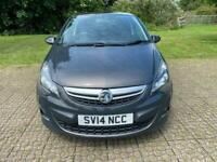 2014 Vauxhall Corsa 1.2 LIMITED EDITION 3d 83 BHP Hatchback Petrol Manual