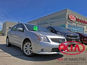 2010 Nissan Sentra 2.0 SR | AS-IS | AUTO | A/C