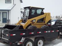 ALL BOBCAT SERVICES. CONCRETE REMOVAL AND REPLACEMENT,DIRT, SOD