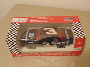 SPORTS IMAGE 1991 DALE EARNHARDT #3 GOODWRENCH STOCK CAR 1:24 SC