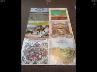 "Vinyl 12"" Operettas & Orchestra LP's £3 EACH"