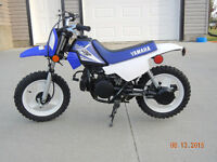 2014 PW50 Yamaha Dirt Bike