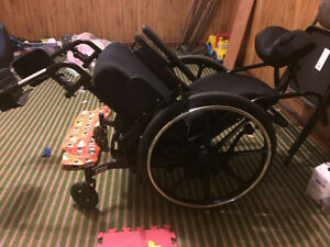 orion power tilting wheelchair