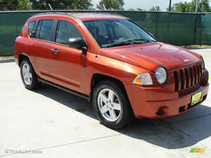 2008 Jeep Compass 4X4 Sport/North Edition! Low KM!