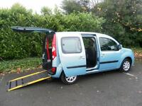 Renault Kangoo 1.5dCi ( 75bhp ) Expression Wheelchair Accessible Vehicle