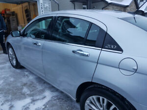 Reduce for urgent sale.2012 Chrysler 200-Series Limited Sedan