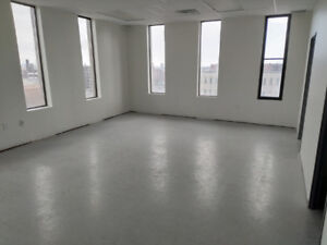 Great Office Space For Lease At Dixie and Bloor!