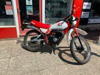 Yamaha DT50 1990 Fully restored