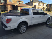 2013 Ford F-150 Limited EcoBoost, very low kms.