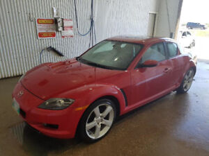2004 rx8 saftied, 7500 obo or trade