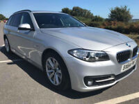 2014 / 64 BMW 525D AUTO TOURING DIESEL 1 FORMER OWNER FSH CRUISE & CLIMATE