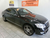 2006 Mercedes-Benz S320 3.0TD 7G-Tronic S320 CDi ***BUY FOR ONLY £43 A WEEK***