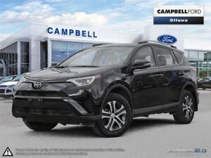 2017 Toyota RAV4 LE AWD-LOADED--ONLY 1 AT THIS PRICE
