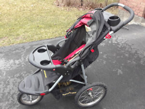 960bfd3a24942 Baby trend expedition running stroller