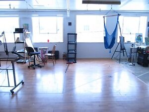 Bright Studio Space Available
