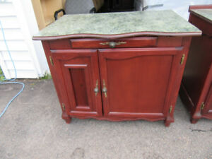 2 Cabinets and other stuff for sale