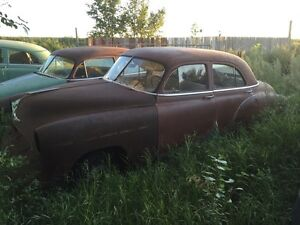 1950 Chev Sedan - Make an offer