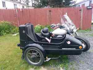 sidecar only 1988