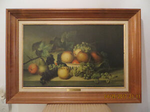 """Fruit"" by James Peale"