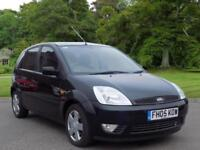 2005 Ford Fiesta 1.25 Zetec Climate 5dr