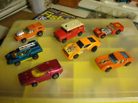 Matchbox Lesney Die Cast Vehicles 1/50 scale