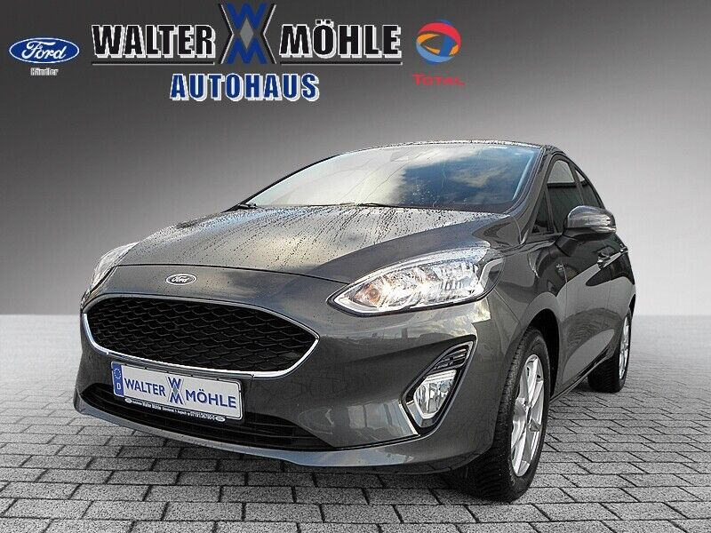 Ford Fiesta Cool&Connect DAB-Radio Navi Winter-P.