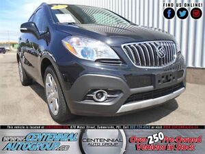 Buick Encore AWD 4dr Leather 2016