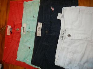 Jeans and shorts size 00, 0 or 01
