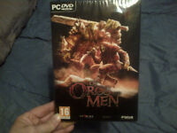 Of Orcs and Men Computer Game ***** Reduced to $15