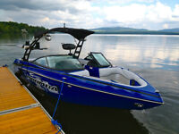 Moomba LSV 345hp 2013 - 46 hrs seulement