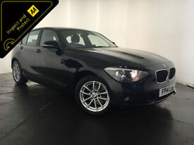 2014 BMW 116D SE 5 DOOR HATCHBACK 1 OWNER BMW SERVICE HISTORY FINANCE PX WELCOME