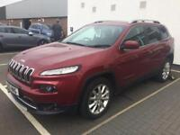 Jeep Cherokee 2.0 CRD Limited FWD 5dr DIESEL MANUAL 2015/15