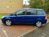 2009 Vauxhall Zafira 1.8 i VVT 16v Design 5dr +7 Seats +Petrol +ULEZ +1 Former K