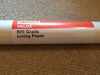 Lining Paper - Free