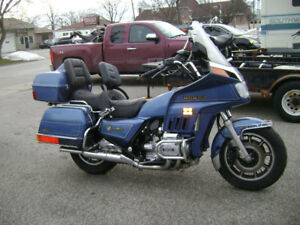 1985 Goldwing GL1200 Parts For Sale Fairing Trunk Saddlebags