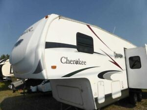 2007 Forest River Cherokee 275RL 27 pieds