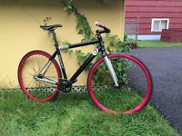 Fixed Gear Giant Bowery Road Bike