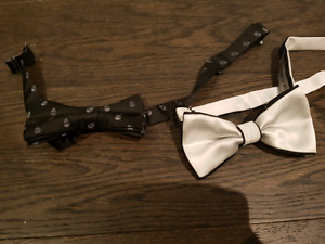 2 expensive, good quality bow-ties