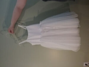 First Communion Dress New Never worn Size 8